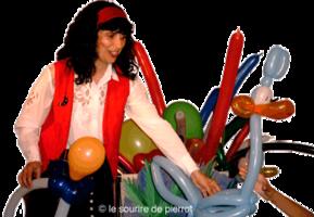 Modelage de Ballons