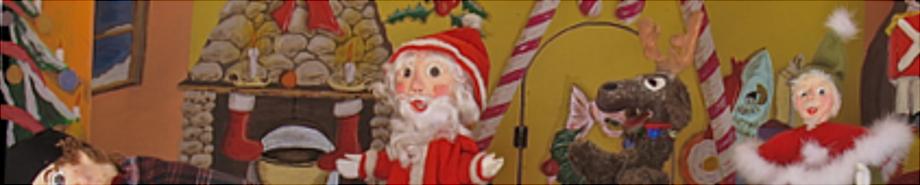 Guignol et le Père Noel