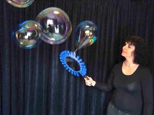 Abracadabulles, la féérie des bulles de savon