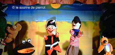 Guignol et le Pirate